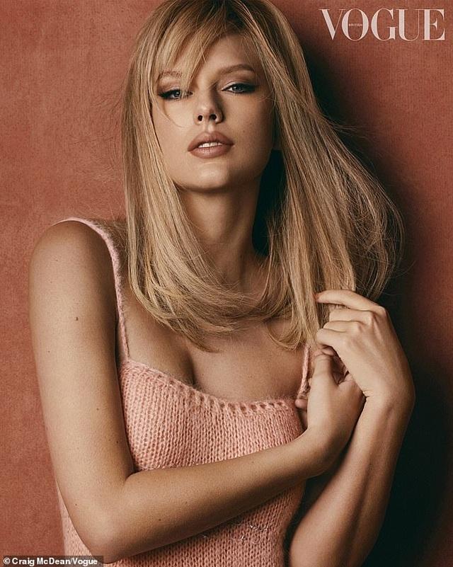 Không nhận ra Taylor Swift trong bộ ảnh mới - 1