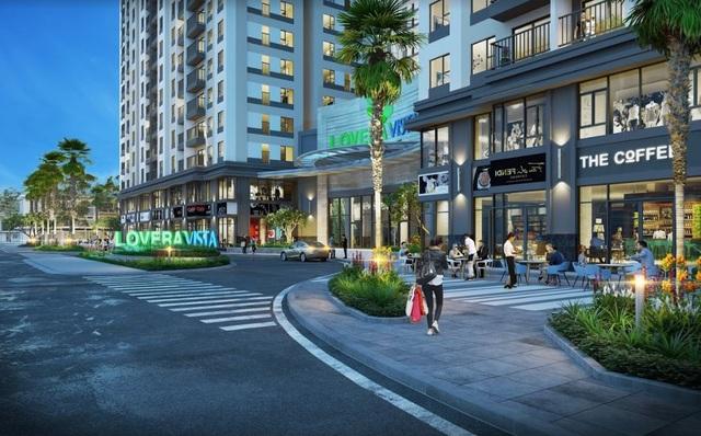 Đầu tư BĐS cuối năm 2019, căn hộ khu Nam chiếm nhiều ưu thế - Lovera Vista mở bán block 2 mặt tiền tháng 12/2019 - 2
