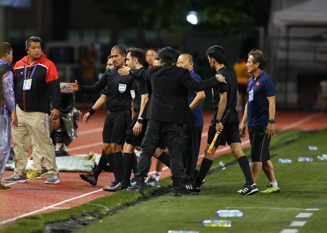 U22 Việt Nam 1-0 U22 Singapore: Đức Chinh ghi bàn quý giá - 10