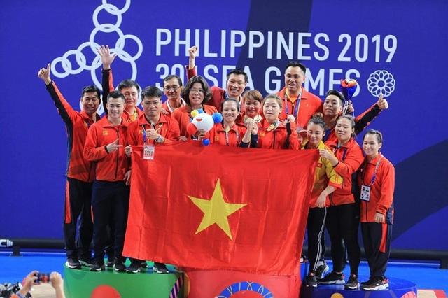 Nhật ký SEA Games 30 ngày 3/12: Đoàn thể thao Việt Nam có thêm 8 HCV - 23
