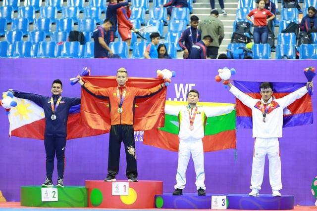 Nhật ký SEA Games 30 ngày 3/12: Đoàn thể thao Việt Nam có thêm 8 HCV - 16