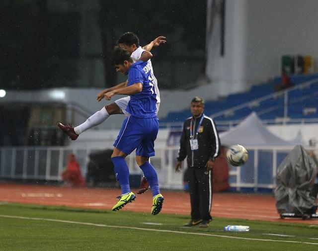 U22 Thái Lan 2-0 U22 Lào: Những bàn thắng ở phút cuối cùng - 9