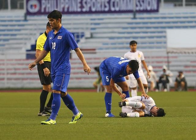 U22 Thái Lan 2-0 U22 Lào: Những bàn thắng ở phút cuối cùng - 8