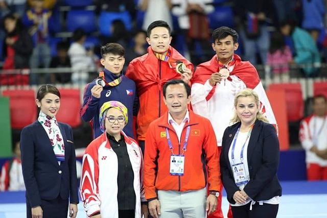 Nhật ký SEA Games 30 ngày 3/12: Đoàn thể thao Việt Nam có thêm 8 HCV - 4