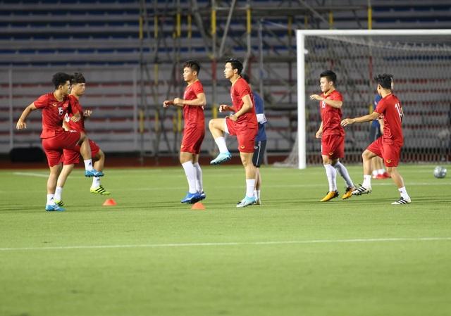 U22 Việt Nam 1-0 U22 Singapore: Đức Chinh ghi bàn quý giá - 28