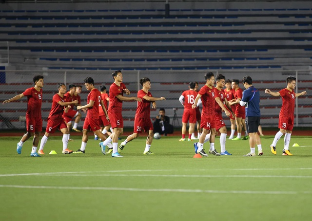 U22 Việt Nam 1-0 U22 Singapore: Đức Chinh ghi bàn quý giá - 27
