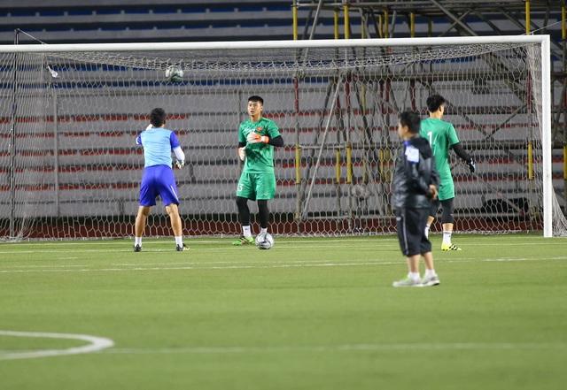 U22 Việt Nam 1-0 U22 Singapore: Đức Chinh ghi bàn quý giá - 24