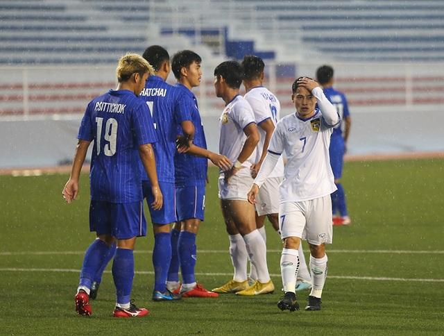 U22 Thái Lan 2-0 U22 Lào: Những bàn thắng ở phút cuối cùng - 4