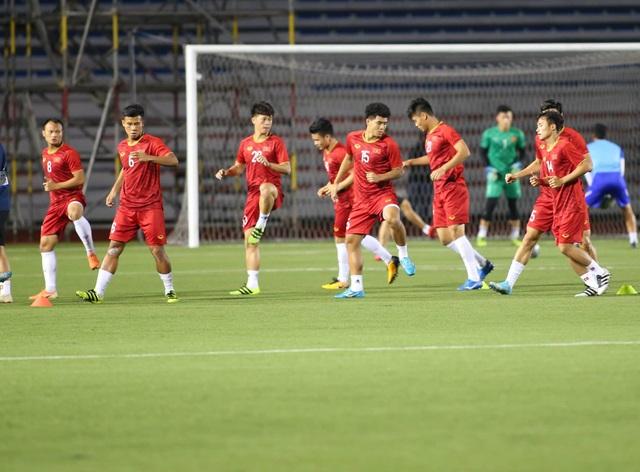 U22 Việt Nam 1-0 U22 Singapore: Đức Chinh ghi bàn quý giá - 29