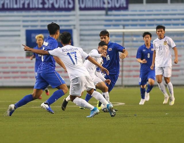 U22 Thái Lan 2-0 U22 Lào: Những bàn thắng ở phút cuối cùng - 6