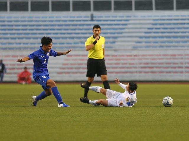 U22 Thái Lan 2-0 U22 Lào: Những bàn thắng ở phút cuối cùng - 7