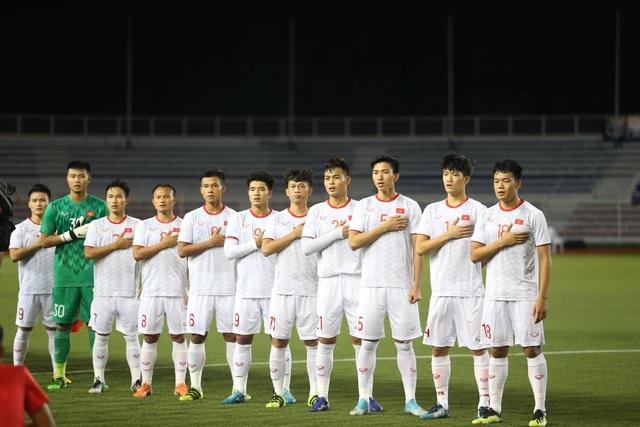 U22 Việt Nam 1-0 U22 Singapore: Đức Chinh ghi bàn quý giá - 21