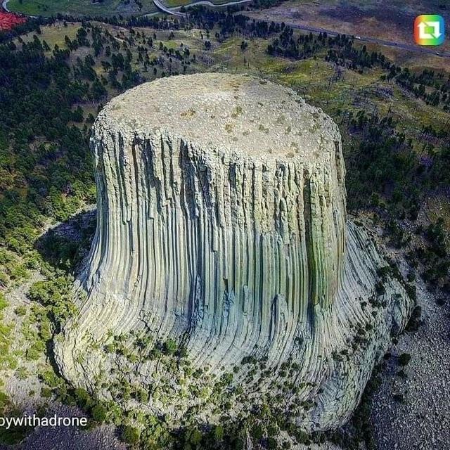 """Bí ẩn """"tháp Quỷ"""" tồn tại suốt 50 triệu năm - 3"""