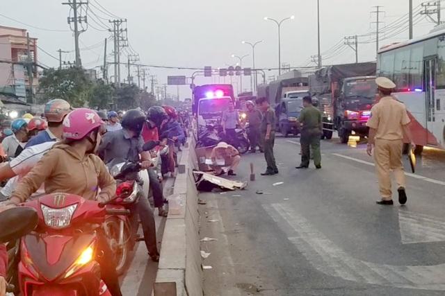 Công an trích xuất camera làm rõ cái chết của người đàn ông bên vệ đường - 1