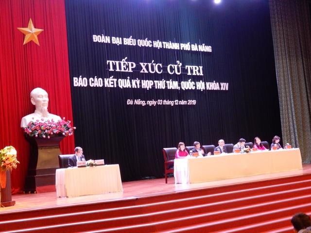 Bí thư Đà Nẵng: Chính quyền không theo đuôi doanh nghiệp! - 1