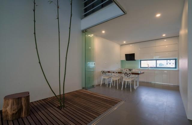 Trồng tre ngay giữa nhà, ngôi nhà Bắc Ninh gây ấn tượng mạnh bởi thiết kế độc đáo - 8