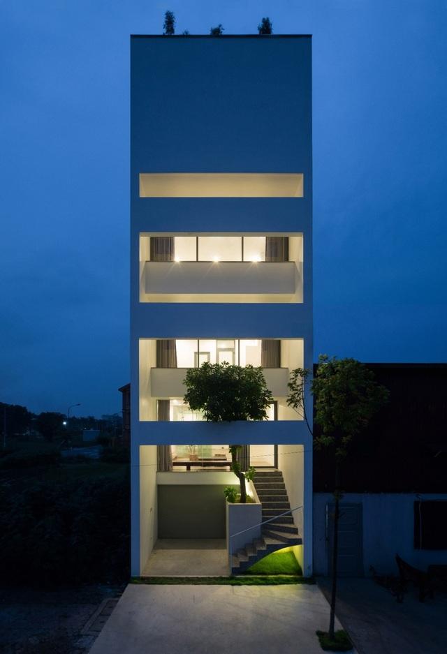 Trồng tre ngay giữa nhà, ngôi nhà Bắc Ninh gây ấn tượng mạnh bởi thiết kế độc đáo - 11