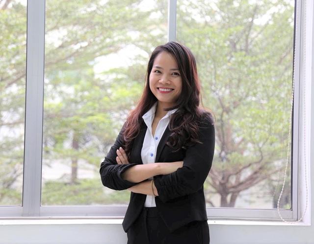 Rời Mỹ về Việt Nam, nữ tiến sĩ 9X hướng tới phát triển nông nghiệp bền vững - 1