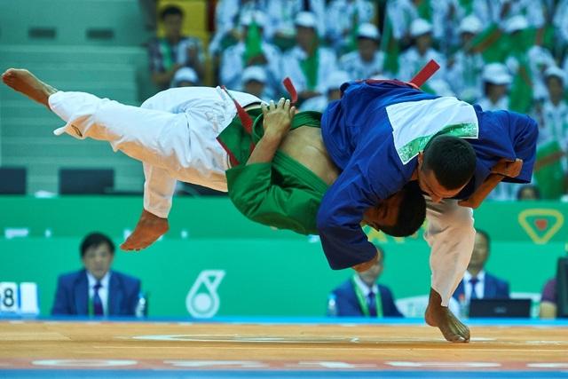 """Đôi nét về Kurash, """"mỏ vàng"""" của Việt Nam ở SEA Games 30 - 1"""