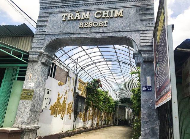 TPHCM: Sẽ cưỡng chế phá dỡ resort hơn 7.000m2 xây trái phép tại Bình Chánh - 1