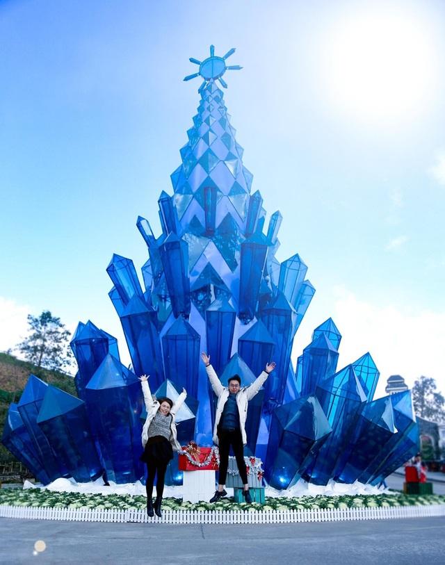 Giáng Sinh nhất định phải đến Fansipan check-in xứ sở pha lê tuyệt diệu - 2
