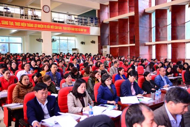 4.000 cán bộ quản lý giáo dục cốt cán tập huấn về quản trị nhà trường - 1