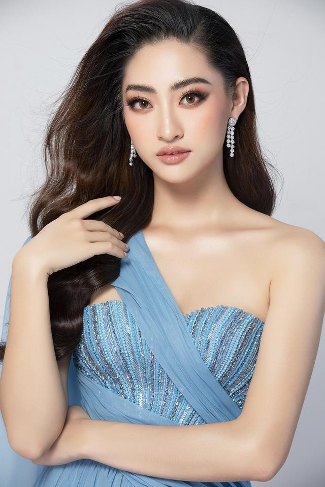 Lương Thùy Linh bật mí chiếc váy sẽ mặc thi Top Model - 7