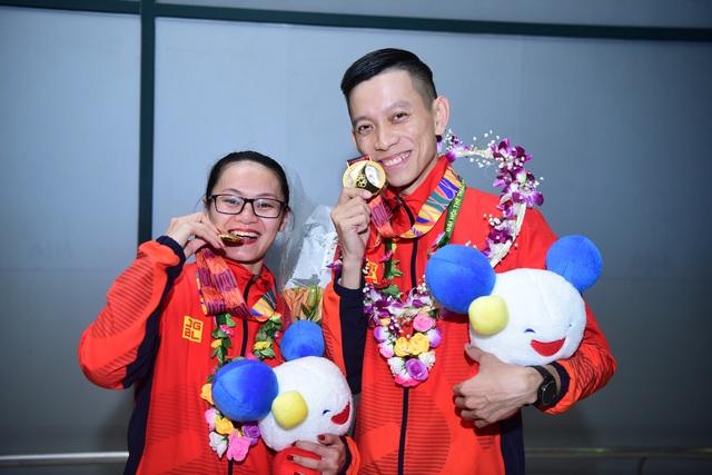 Học trò của vợ chồng kiện tướng Dancesport Hồng Việt đoạt HCV SEA Games - 2