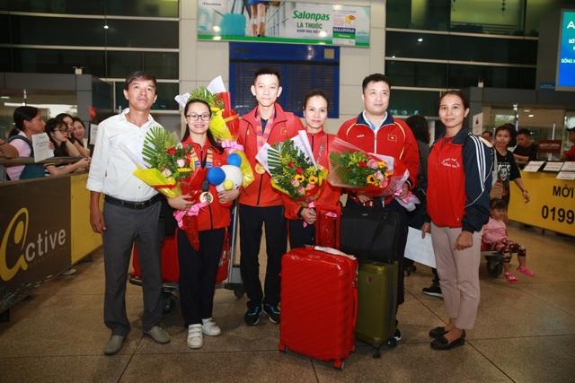 Học trò của vợ chồng kiện tướng Dancesport Hồng Việt đoạt HCV SEA Games - 4