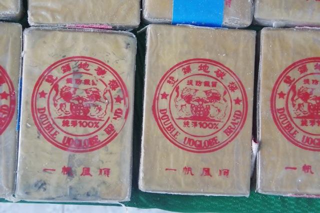 Phát hiện vật thể lạ ghi chữ Trung Quốc trên bờ biển Thừa Thiên Huế - 4