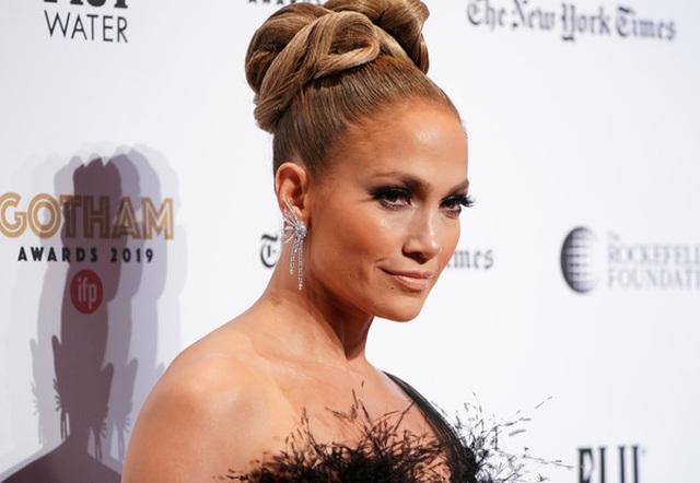 Jennifer Lopez đẹp kiêu sa và lộng lẫy - 10