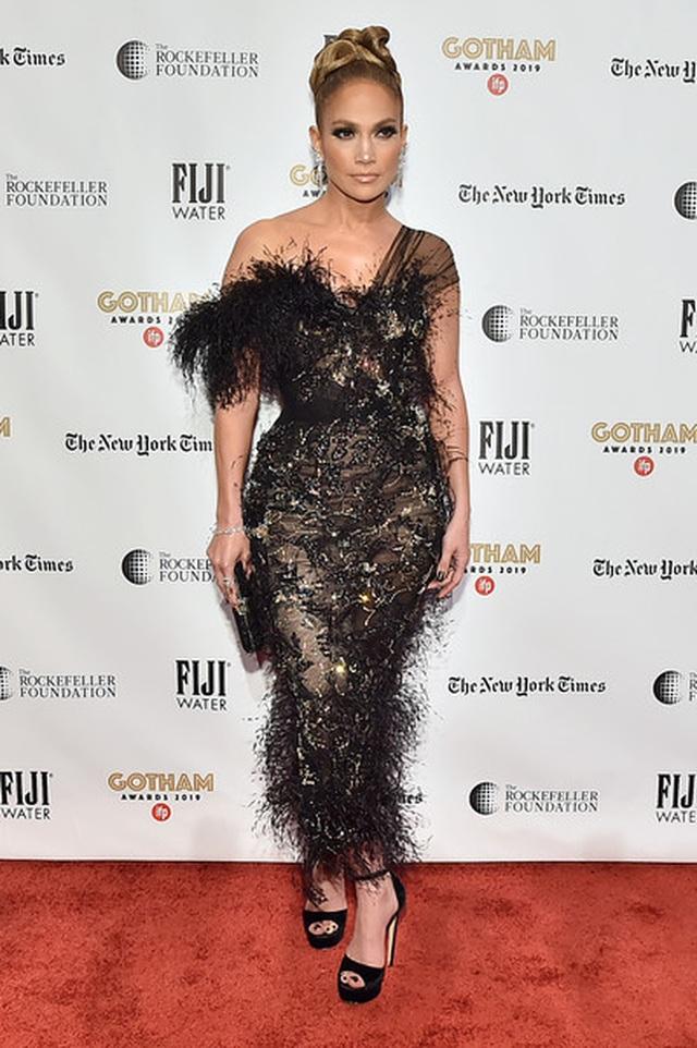 Jennifer Lopez đẹp kiêu sa và lộng lẫy - 8