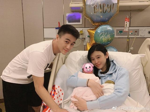 """Siêu mẫu nội y lộ diện sau khi sinh """"đích tôn"""" cho tỷ phú Macau - 1"""