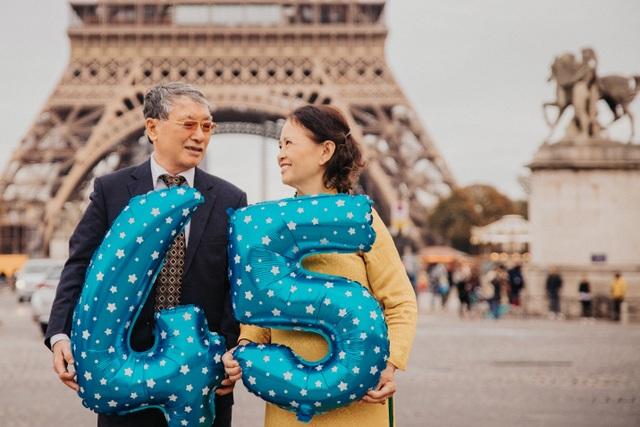 Mùa thu châu Âu rực rỡ sắc màu qua bộ ảnh của cặp vợ chồng 74 tuổi - 2
