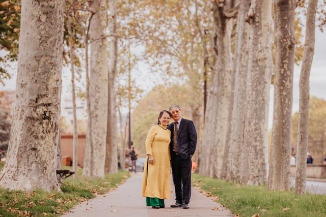 Mùa thu châu Âu rực rỡ sắc màu qua bộ ảnh của cặp vợ chồng 74 tuổi - 6