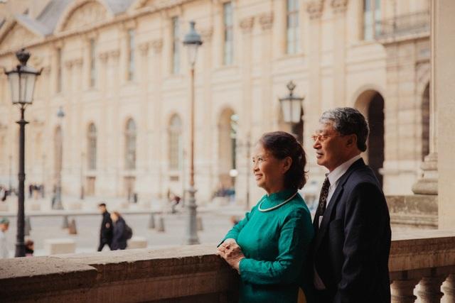 Mùa thu châu Âu rực rỡ sắc màu qua bộ ảnh của cặp vợ chồng 74 tuổi - 7