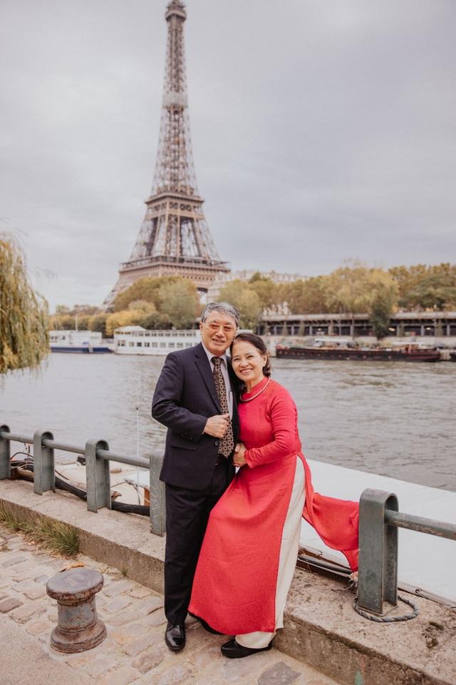 Mùa thu châu Âu rực rỡ sắc màu qua bộ ảnh của cặp vợ chồng 74 tuổi - 8