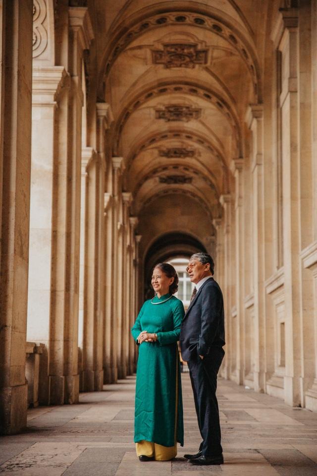 Mùa thu châu Âu rực rỡ sắc màu qua bộ ảnh của cặp vợ chồng 74 tuổi - 10