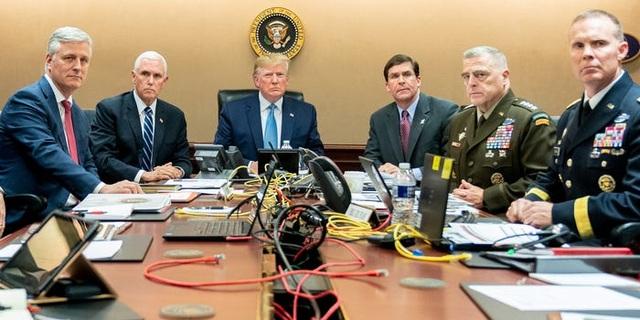Những khoảnh khắc đáng chú ý của quân đội Mỹ năm 2019 - 10