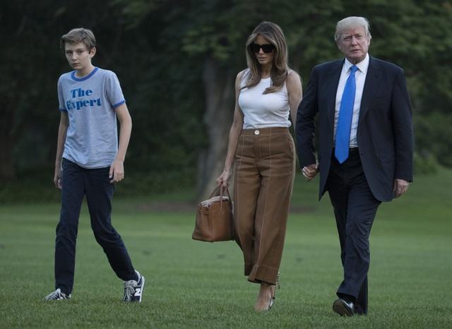 Quyền lực của Đệ nhất phu nhân Melania Trump trong Nhà Trắng - 2
