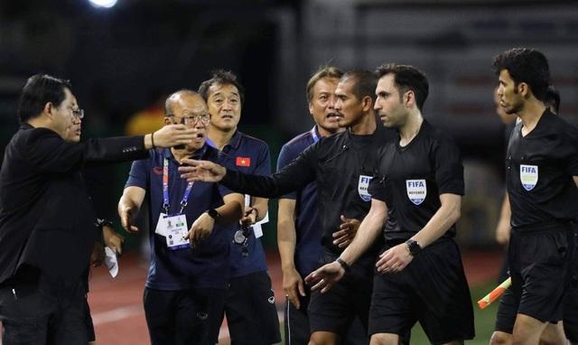 HLV Park Hang Seo: U22 Việt Nam không thể vui sau trận thắng U22 Singapore - 2