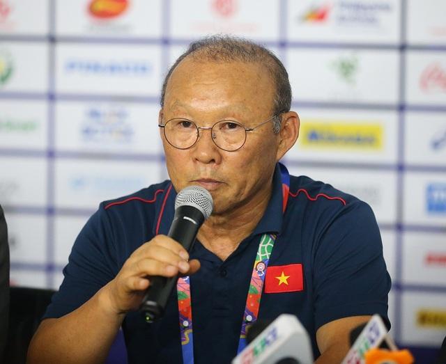 HLV Park Hang Seo: U22 Việt Nam không thể vui sau trận thắng U22 Singapore - 1