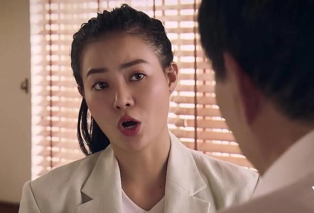 """Thanh Hương nhiều lần bật khóc vì vai nhà báo trong """"Sinh tử"""" - 2"""