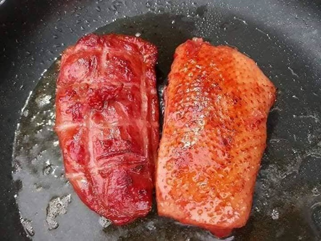 Thịt ngỗng Nga hun khói đổ bộ, nhậu Tết hàng ngoại giá siêu rẻ - 3