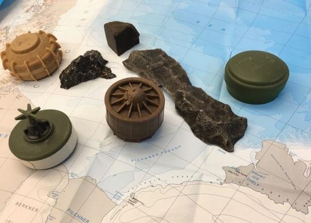 Tìm kiếm thiên thạch ở Nam Cực - 3