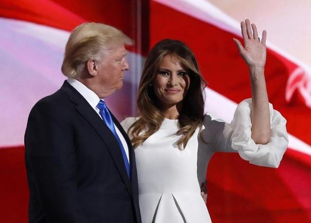 Quyền lực của Đệ nhất phu nhân Melania Trump trong Nhà Trắng - 1