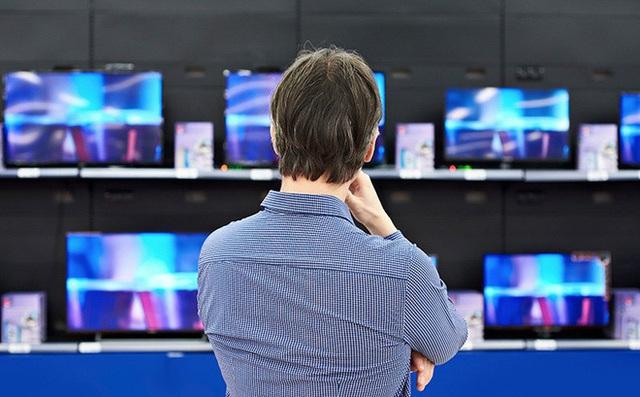 Tại sao TV màn hình lớn liên tục giảm giá, có phải hàng ế? - 3
