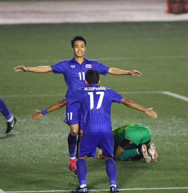 Báo Thái Lan thở phào sau khi thắng Lào, lo lắng bất lợi trước khi đấu U22 Việt Nam - 2