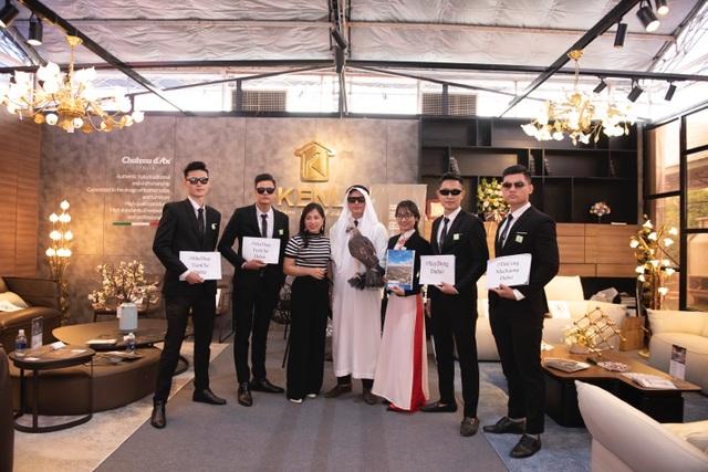 Sự kiện Vietbuild lần 3 tại Hà Nội: Chào đón một vị khách đặc biệt - 5