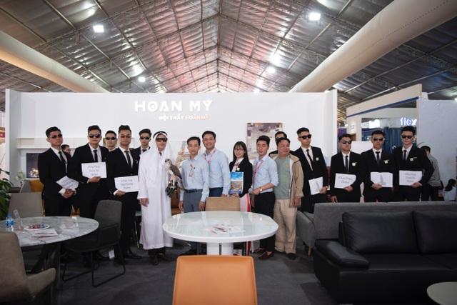 Sự kiện Vietbuild lần 3 tại Hà Nội: Chào đón một vị khách đặc biệt - 6